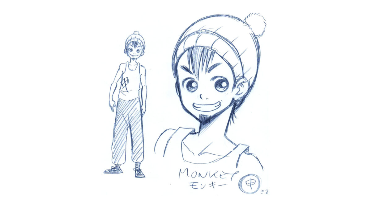 COOL-TUR21_Kurs 4_Manga Zeichnen